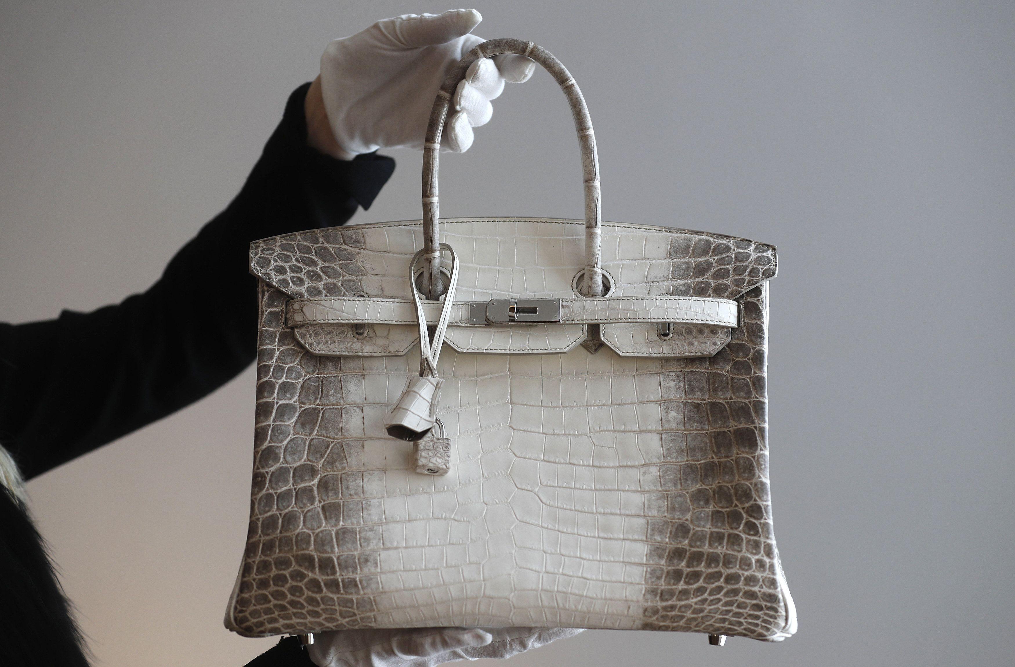 Top 5 des sacs les plus chers du monde